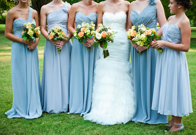 Nashville TN Riverwood Mansion Bridal Party
