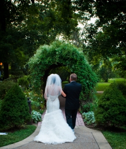 Nashville, TN Riverwood Mansion Wedding Dad and Daughter