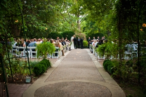 Ceremony Riverwood Mansion Nashville, TN