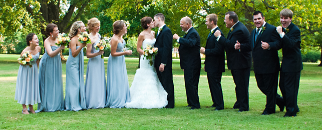 Nashville, TN Riverwood Mansion Wedding