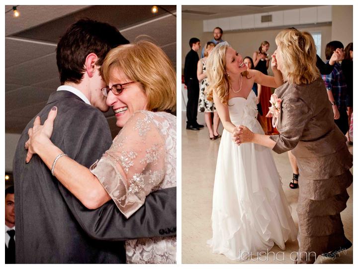 groom and mom - mom and bride - nashville wedding photographer