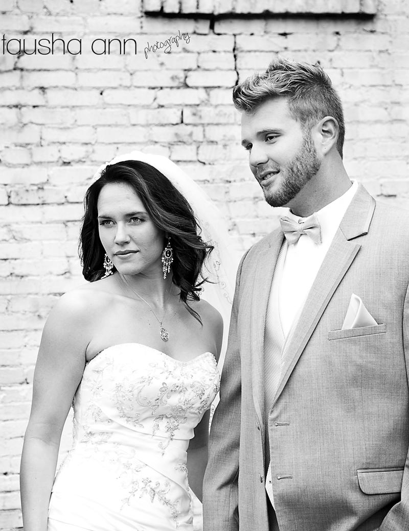 Bride & Groom beautiful shot Nashville TN Wedding Photographer