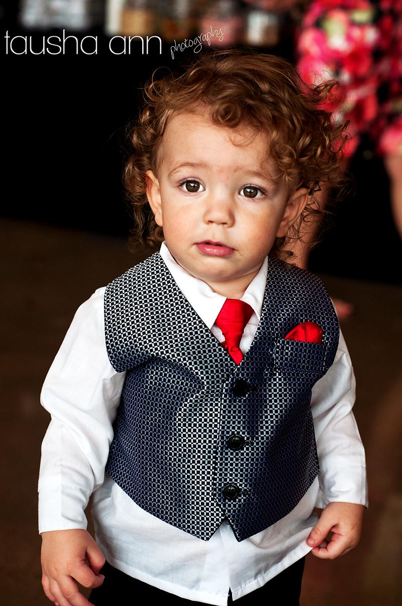 cute little boy nashville wedding photography