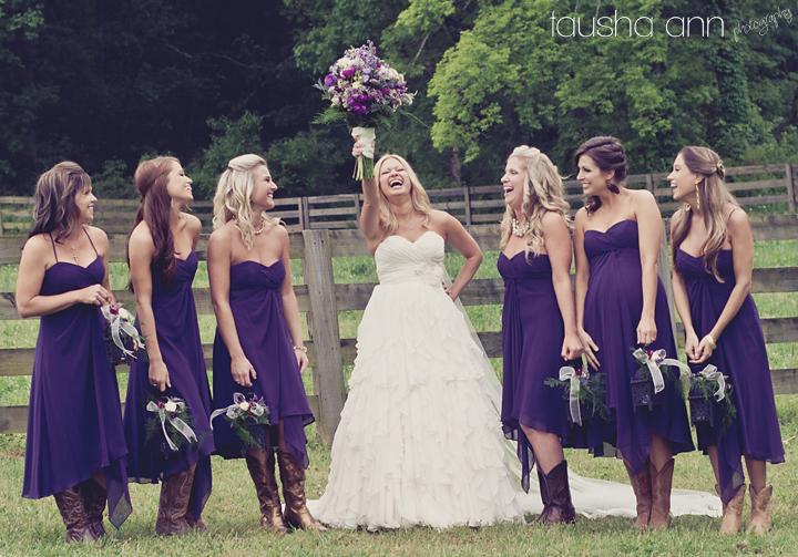 Wedding Party Photography: Nashville TN Wedding Photographer