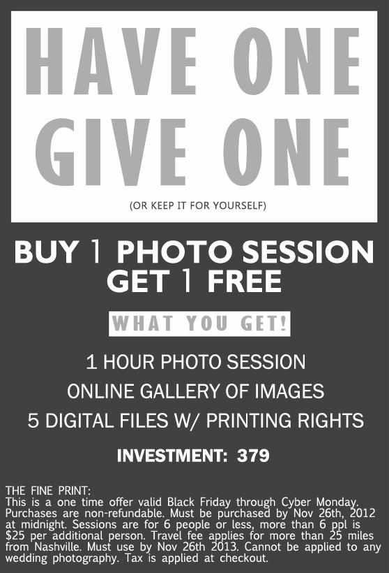 Tausha Ann Photography Nashville Tn Wedding Photographer Black Friday Through Cyber Monday Photography Deal Nashville Tn Photographer
