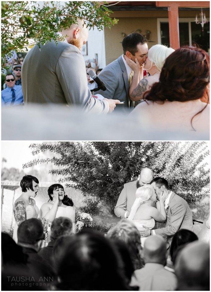 Wedding_Getting_Ready_Bride_Groom_Wedding_Party_Phoenix_AZ_Tausha_Ann_Photography-2_Bride_Groom_First_Kiss