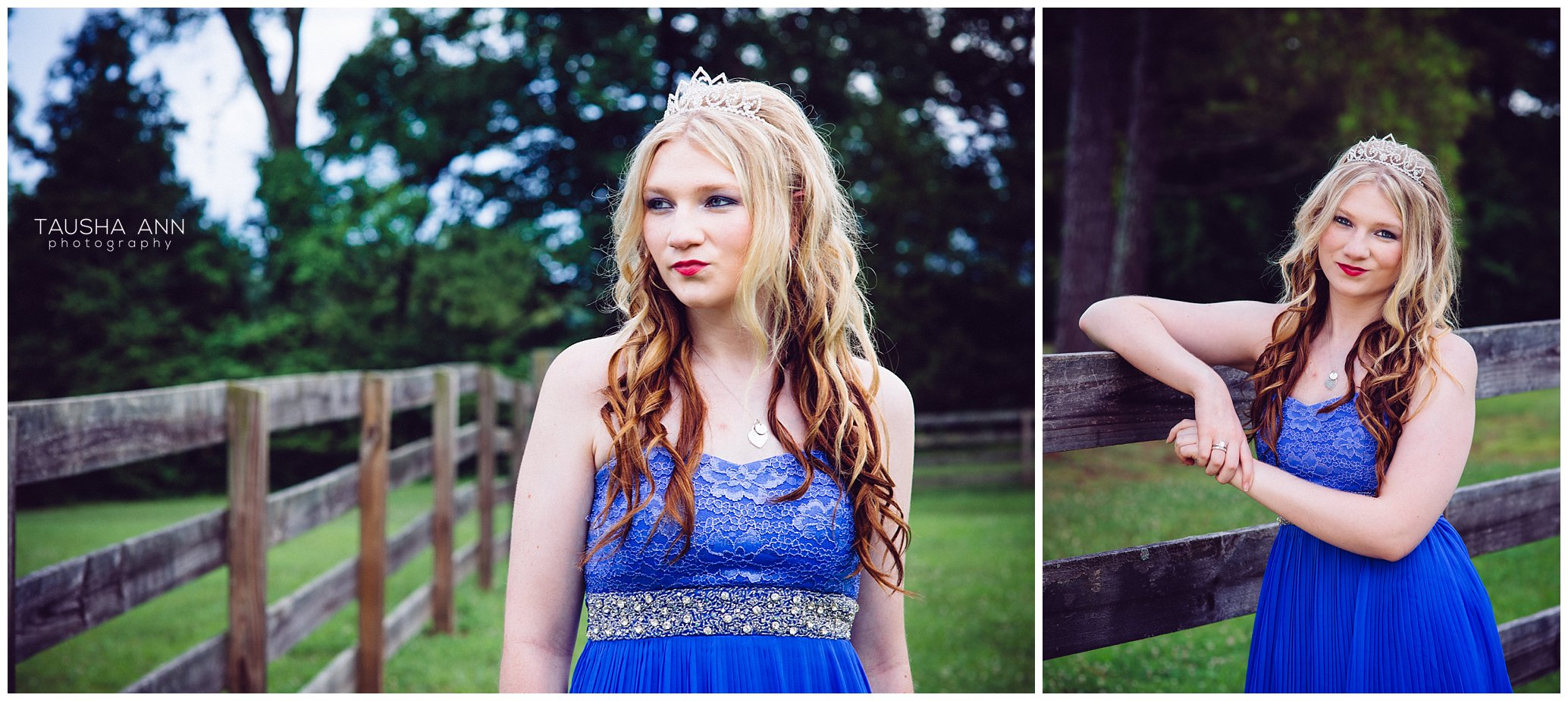 Sammie's_Sweet_16_Duck_Pond_Farm_Mt_Juliet_Tausha_Ann_Photography_Model_Nashville_Franklin_Spinning_Blue_Dress_Tiara_Senior