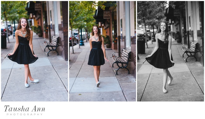 Lauren_Senior_Photography_Franklin_TN_Nashville_Tausha_Ann_Photography_Urban_Little_Black_Dress_Fun