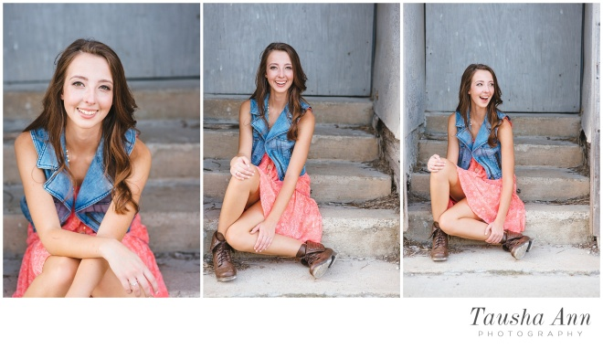 Lauren_Senior_Photography_Franklin_TN_Nashville_Tausha_Ann_Photography_Urban_Old_Building_Wood_Rustic_Series_Laughint